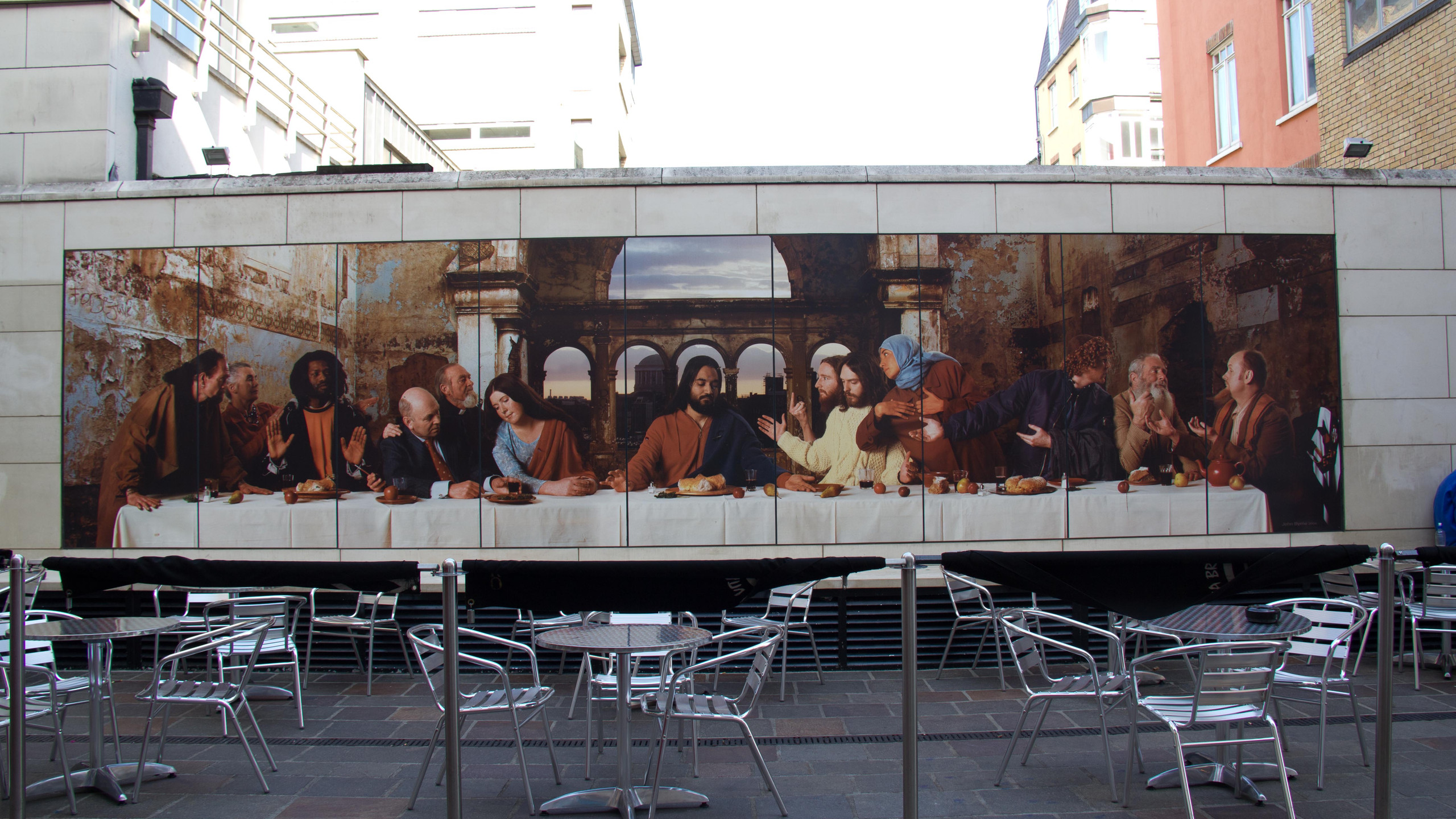 Dublin's Last Supper