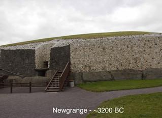 Jack's Short Irish History: The First Few Millennia