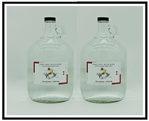 One Gallon Pure DMSO - Case of 2
