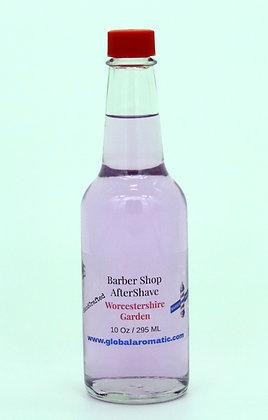 Worcestershire Garden - Barber Shop After Shave - 10 Oz - 295 ML