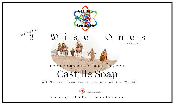 3 Wise Ones - Castile Soap