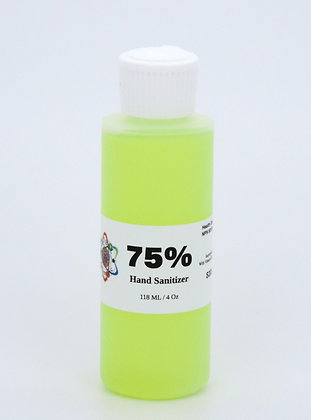 Hand Sanitizer - 4 Oz / 118 ML