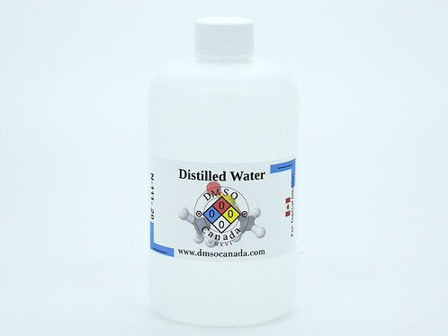 Distilled Water  for Dilution (Various Sizes)