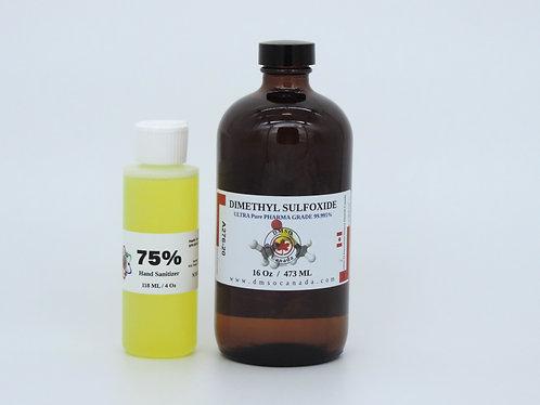 Pure DMSO 16 oz / 473 ml