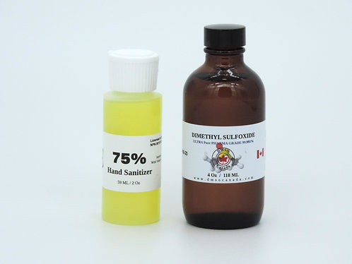 Pure DMSO 4 oz / 118 ml