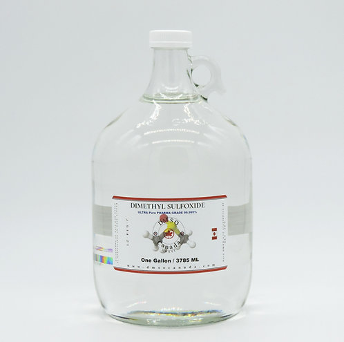Pure DMSO One Gallon / 3785 ml
