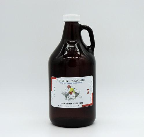 Pure DMSO 1/2 Gallon - 1892 ml.