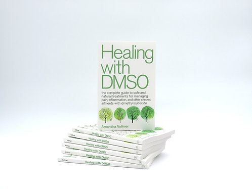 """Book - """"Healing with DMSO"""""""