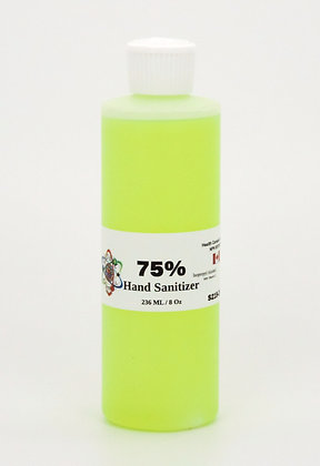 Hand Sanitizer - 8 Oz / 236 ML