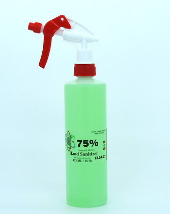 Hand Sanitizer - 16 Oz / 473 ML