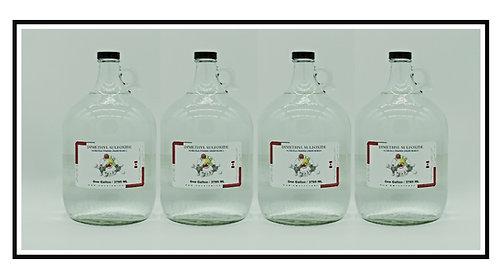 One Gallon Pure DMSO - Case of 4