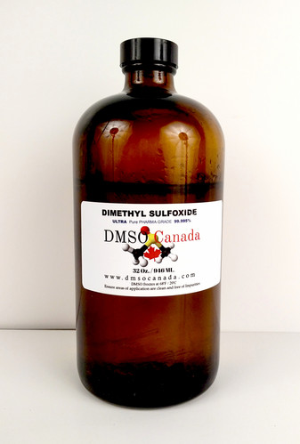 Ultra Pure DMSO 32 oz  / 946 ml