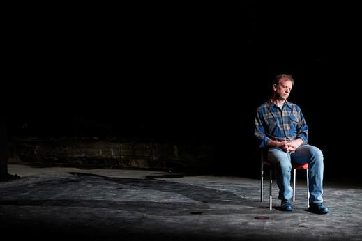 Angry Alan, Edinburgh Fringe 2018 - cour