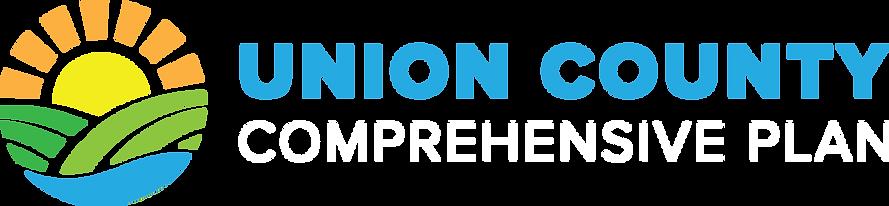Union County -- Color Logo - White Secon