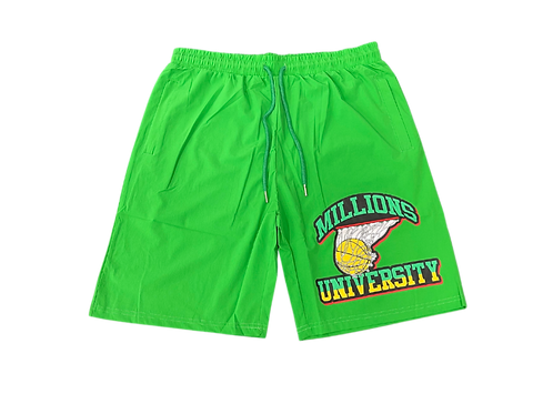 Millions University Athletic Shorts