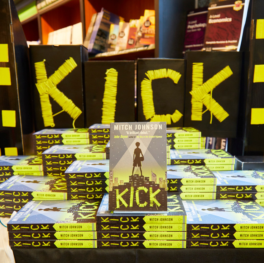 Kick display