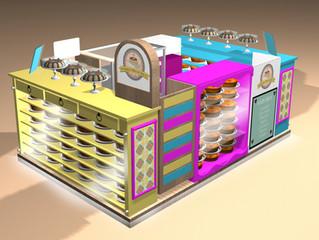 Que produtos podem ser comercializados em um quiosque?