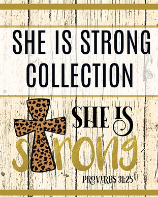 SHE IS STRONG COLLECTION700.jpg