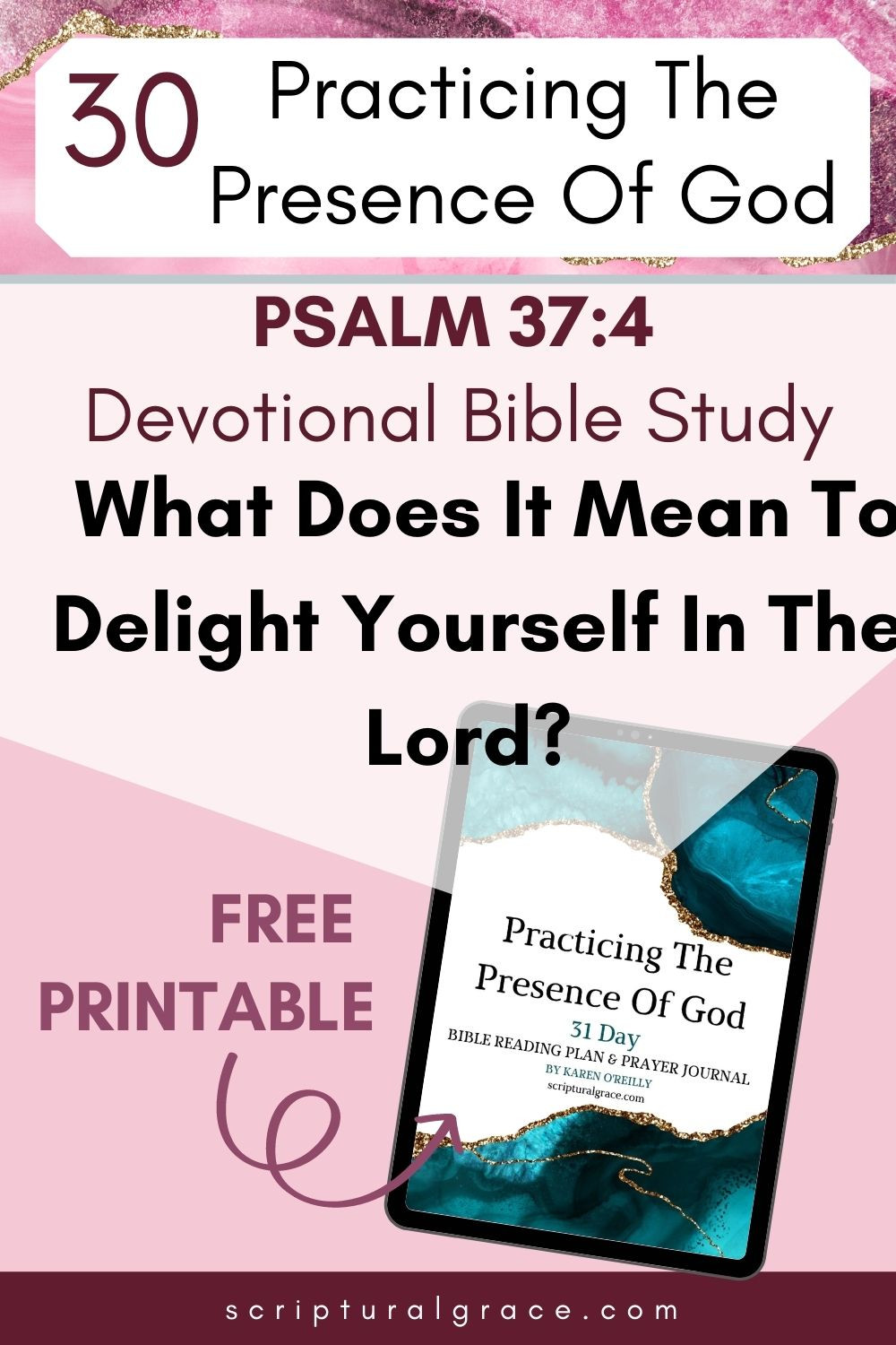 Psalm 37 4  What Does It Mean To Delight Yourself In The Lord