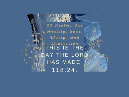 Devotional Bible Study: This Is The Day The Lord Has Made|Psalm 118:24.