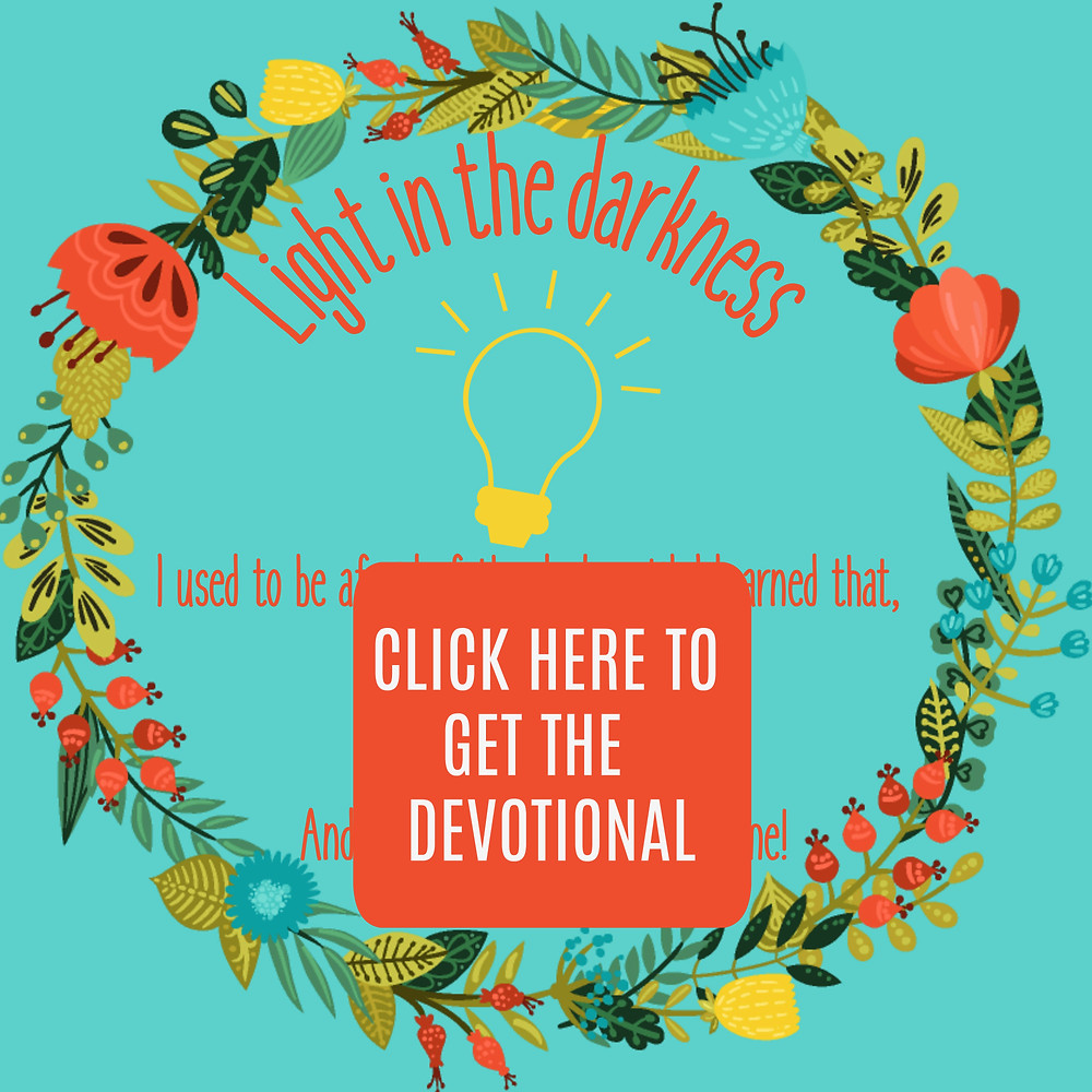 Light In THe Darkness Devotional Free