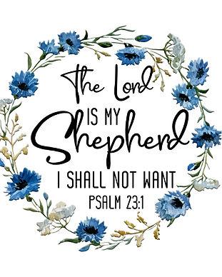 The Lord is my shepherd cover.jpg