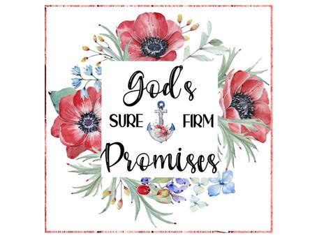 God's Promises - Scripture Writing Plan.