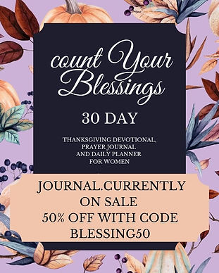 COUNT YOUR BLESSINGS DEVOTIONAL BIBLE STUDY AND PRAYER JOURNAL.jpg