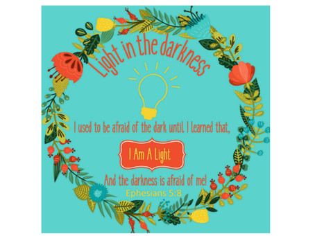 Light In The Darkness - Free Devotional.