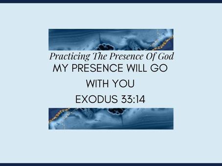 Devotional Bible Study: My Presence Will Go With You | Exodus 33:14.