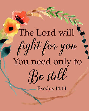 The Lord will fight for youg.jpg