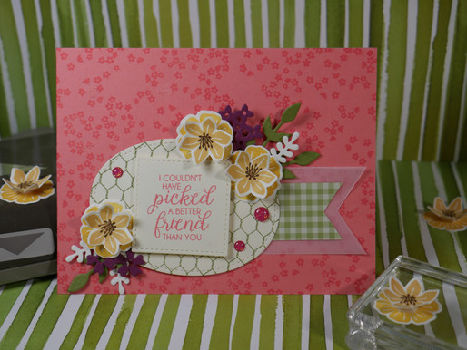 Beautiful Bouquet - Retiring June 2, 2020