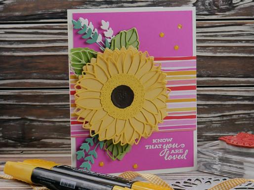 Celebrate Sunflowers Sneak Peek