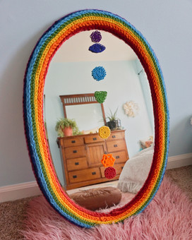 Chakra Meditation Mirror