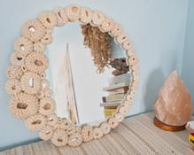 Cresent Moon Mirror