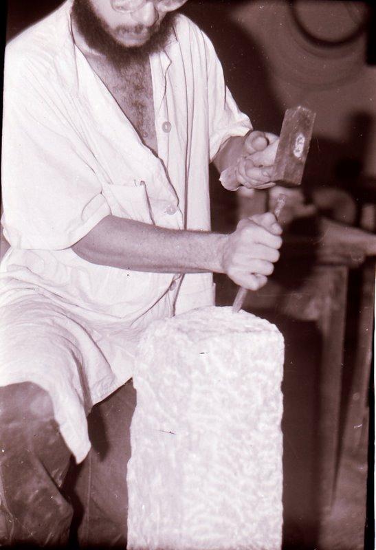hammering at San Alejandro