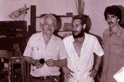 Diaz Pelaez, Brito and I