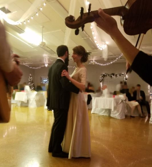 Daniel & Stephanie, 12/29/18