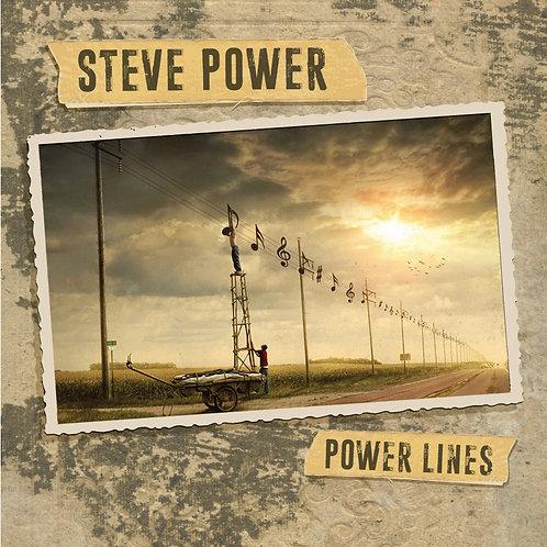 Power Lines CD