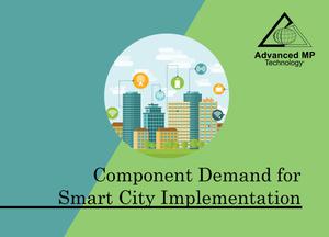 Component Demand for Smart City Implementation