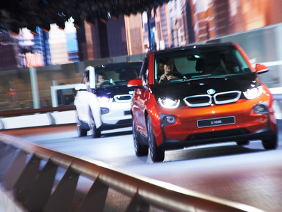 zactrack's Second Year for BMW at the IAA in Frankfurt