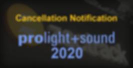Cancellation_Notification_Prolight+Sound