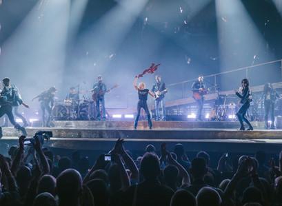 "Kylie Minogue's ""Golden Tour""UK 2018"