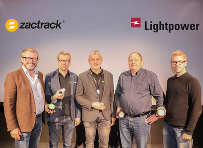 zactrack announces Lightpower as it's exclusive distributor for zactrack SMART in Germany & Austria