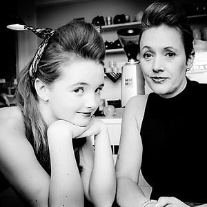 Helen and Katie