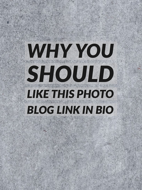 Why You Should 'Like' These Photographs