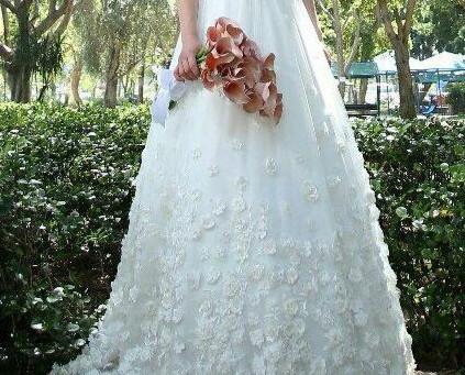 טיפים לבחירה נכונה של שמלת הכלה שלך!!    טיפ #3