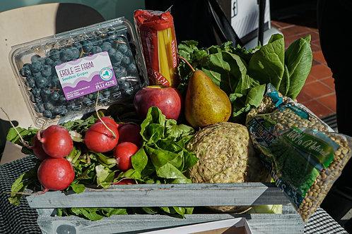 Greens & Things Grocery Bag