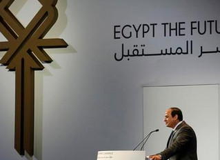 Thoughts on Egypt's recent Investment Conference