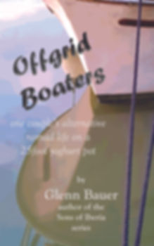 Off-grid boaters book cover